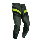 Thor Crossbroek 2021 Pulse Racer - Leger Groen / Acid