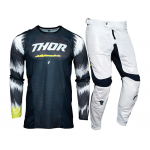 Thor Kinder Crosskleding 2021 Pulse Air Rad - Midnight / Wit