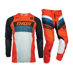 Thor Kinder Crosskleding 2021 Pulse Racer - Oranje / Midnight