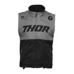 Thor Warm Up Vest - Zwart / Charcoal