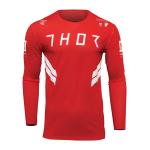 Thor Cross Shirt 2022 Prime Hero - Rood / Wit