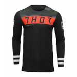 Thor Cross Shirt 2022 Prime Status - Zwart / Camo