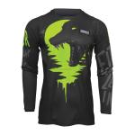Thor Cross Shirt 2022 Pulse Counting Sheep - Charcoal / Acid