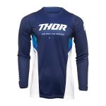 Thor Cross Shirt 2022 Pulse React - Navy / Wit