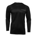 Thor Cross Shirt 2022 Sector Minimal - Zwart