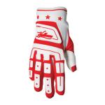 Thor Crosshandschoenen 2022 Hallman Digit - Wit / Rood