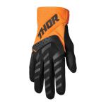 Thor Crosshandschoenen 2022 Spectrum - Oranje / Zwart