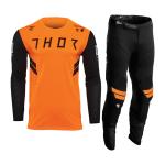 Thor Crosskleding 2022 Prime Hero - Zwart / Fluo Oranje