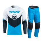 Thor Crosskleding 2022 Sector Chev - Blauw / Midnight