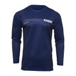 Thor Kinder Cross Shirt 2022 Sector Minimal - Navy