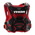 Thor Bodyprotector Guardian MX - Jeugd - Rood / Zwart