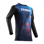Thor Cross Shirt 2018 Prime Fit Nebula - Zwart