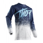 Thor Cross Shirt 2018 Pulse Air Hype - Wit / Navy