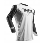 Thor Cross Shirt 2018 Prime Fit Rohl - Zwart / Wit