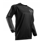 Thor Cross Shirt 2018 Pulse Blackout - Zwart