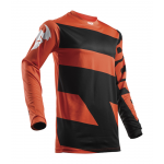 Thor Cross Shirt 2018 Pulse Level - Jeugd - Zwart / Oranje