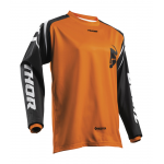 Thor Kinder Cross Shirt 2019 Sector Zone - Oranje