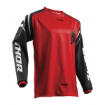Thor Kinder Cross Shirt 2019 Sector Zone - Rood