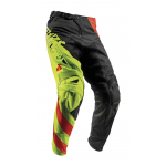 Thor Crossbroek 2018 Fuse Air Rive - Lime / Oranje