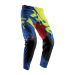 Thor Crossbroek 2018 Prime Fit Paradigm - Lime / Blauw / Rood