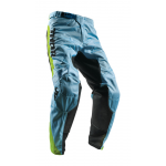 Thor Crossbroek 2018 Pulse Air Profile - Blauw / Lime / Zwart