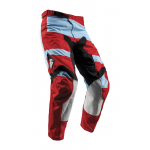 Thor Crossbroek 2018 Pulse Level - Poeder Blauw / Rood