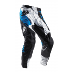 Thor Crossbroek 2018 Pulse Taper - Blauw / Wit / Zwart