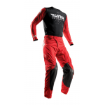 Thor Crosskleding 2018 Prime Fit Rohl - Zwart / Rood