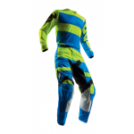 Thor Crosskleding 2018 Pulse Level - Jeugd - Electric Blauw / Lime