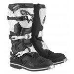 Alpinestars Crosslaarzen Tech 1 - Zwart / Wit