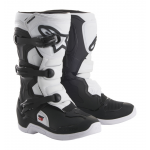 Alpinestars Crosslaarzen Tech 3S - Kids - Zwart / Wit