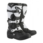 Alpinestars Crosslaarzen Tech 3 - Zwart / Wit