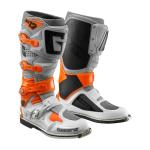Gaerne Crosslaarzen SG-12 - Oranje - Grijs / Wit