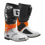 Gaerne Crosslaarzen SG-12 - Oranje / Zwart / Wit