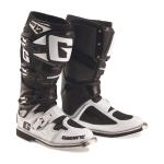 Gaerne Crosslaarzen SG-12 - Zwart / Wit