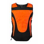 Inuteq Kinder Koelvest Pro-X - Oranje / Zwart