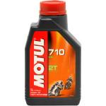 Motul - Volledig Synthetische 710 2T olie
