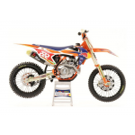 Schaalmodel 1:12 KTM Cairoli 9X World Champion