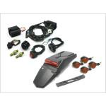 DRC - MOTO LED EZ Elektrische kabel Kit met knipperlichten