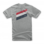 Alpinestars T-Shirt Beckton - Grijs Heather