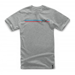 Alpinestars T-Shirt Finish - Grijs Heather