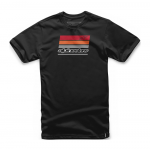 Alpinestars T-Shirt News - Zwart