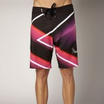 Fox - Glowstix Boardshort - Zwart
