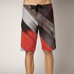 Fox - Strike Boardshort - Rood