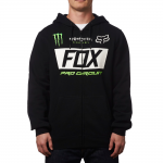 Fox Vest Monster Paddock - Zwart