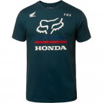 Fox T-Shirt Honda - Navy