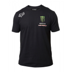 Fox T-Shirt Monster Energy Pro Circuit  - Zwart