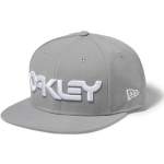 Oakley Snapback MK2 Novelty - Stone Grijs