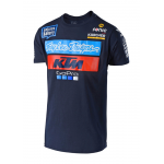 Troy Lee Designs 2018 Team KTM T-shirt - Navy