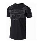 Troy Lee Designs 2018 Team KTM T-shirt - Zwart